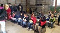 First Graders Visited a Fruit Farm