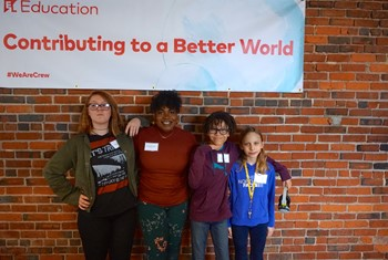 Better World event photo
