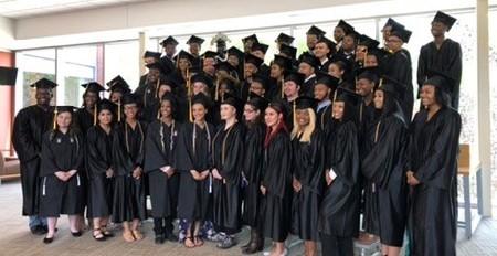 TCS@ODU class of 2019
