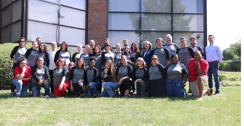 The Graham School staff photo