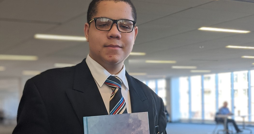 TCS@ODU Student Honored by The Columbus Metropolitan Library