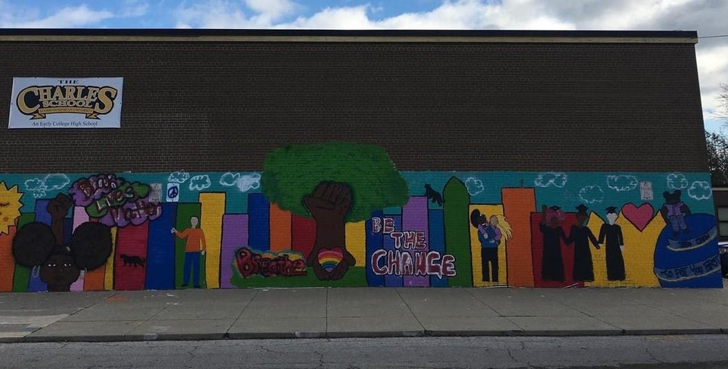 TCS@ODU new mural